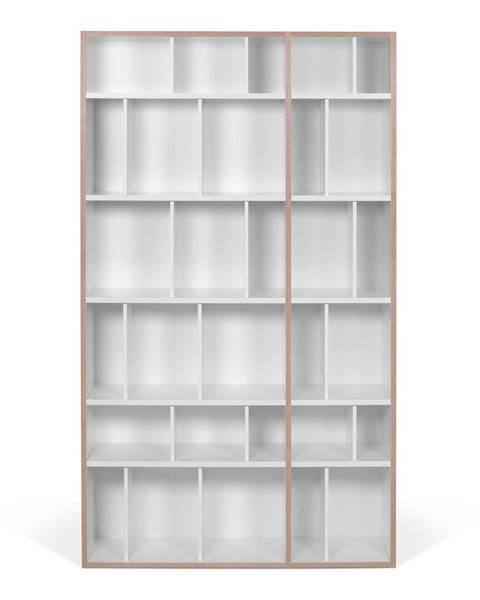 TemaHome Biela knižnica TemaHome, šírka 108 cm