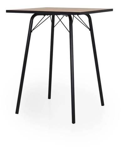 Barový stolík Tenzo Flow, 80 x 80 cm