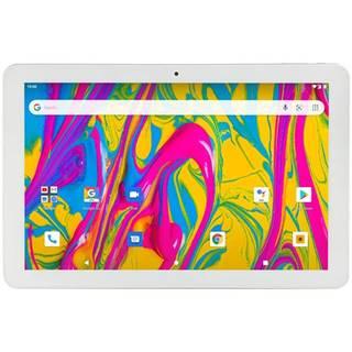 Tablet  Umax VisionBook T10 3G strieborný/biely