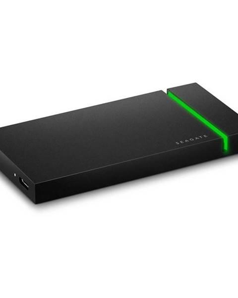 Seagate SSD externý Seagate Firecuda Gaming 500GB, USB-C čierny
