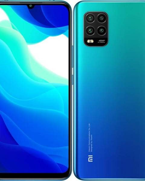 Xiaomi Mobilný telefón Xiaomi Mi 10 Lite 64 GB 5G - Aurora Blue