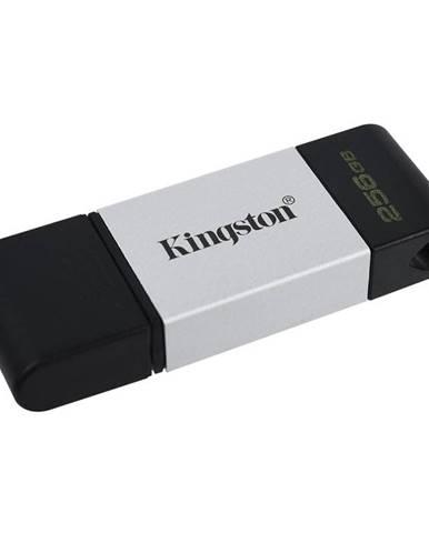 USB flash disk Kingston DataTraveler 80 256GB, USB-C