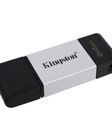 USB flash disk Kingston DataTraveler 80 64GB, USB-C