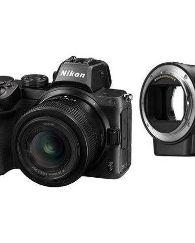 Digitálny fotoaparát Nikon Z5 + 24-50 VR + adaptér bajonetu FTZ KIT