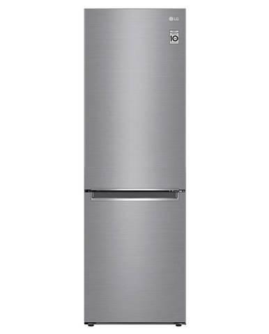 Kombinácia chladničky s mrazničkou LG Gbb61pzjmn