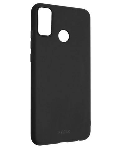 Kryt na mobil Fixed Story na Honor 9X Lite čierny