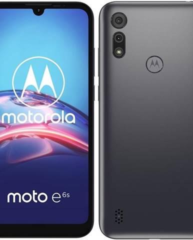 Mobilný telefón Motorola Moto E6s Plus sivý