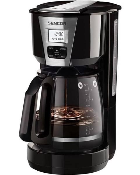 Sencor Kávovar Sencor SCE 5070BK čierny