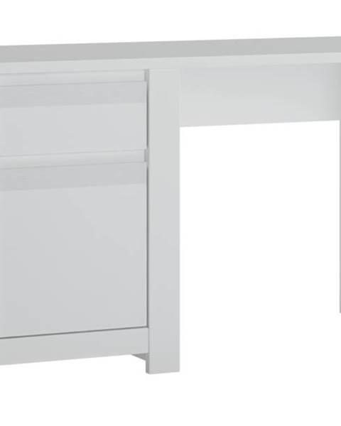 Sconto Písací stôl NOVI biela