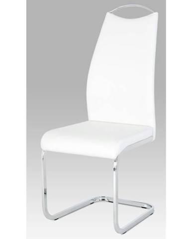 Jedálenská stolička ANITA biela