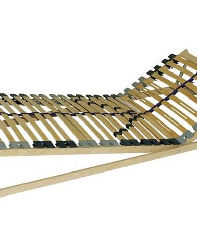 Polohovací lamelový rošt SUPER HN T5 80x200 cm