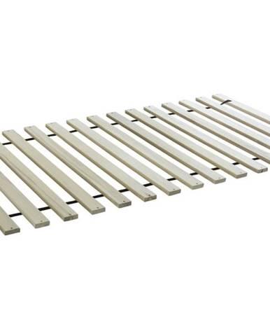Rolovací latkový rošt SOGNO ROLO 140x200 cm