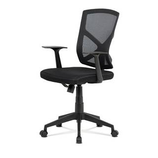 Kancelárska stolička NORMAN čierna