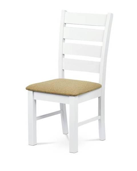 Sconto Jedálenská stolička MICHALA 1 biela