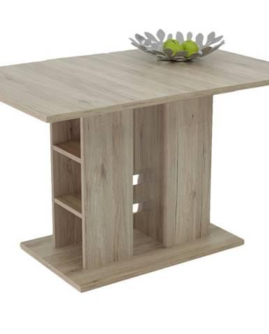 Jedálenský stôl STEFFI dub sanremo