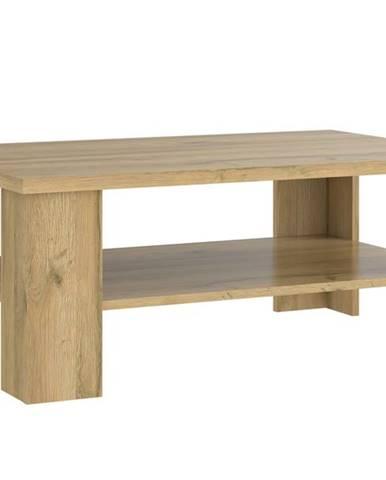 Konferenčný stolík CUBA starý dub