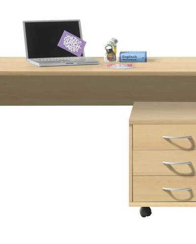 Písací stôl OPTIMUS 39-007 buk