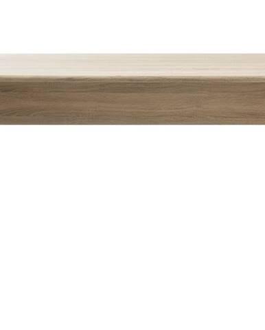 Písací stôl OPTIMUS 39-007 dub sonoma