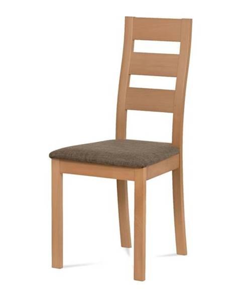 Sconto Jedálenská stolička DIANA hnedá