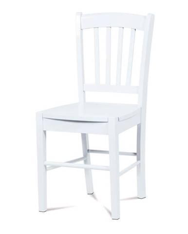Jedálenská stolička ANNA biela
