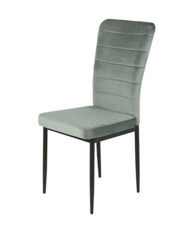 Jedálenská stolička DORO S sivá