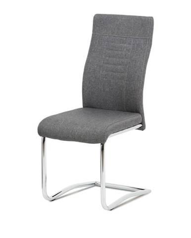 Jedálenská stolička PALOMA sivá
