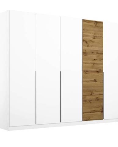 Šatníková skriňa MARAVILLA 5-dverová