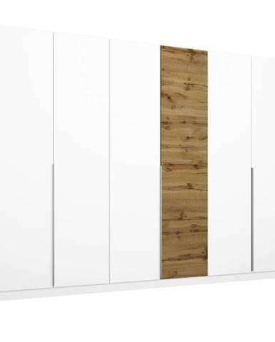 Šatníková skriňa MARAVILLA 6-dverová