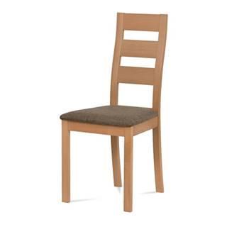 Jedálenská stolička DIANA hnedá