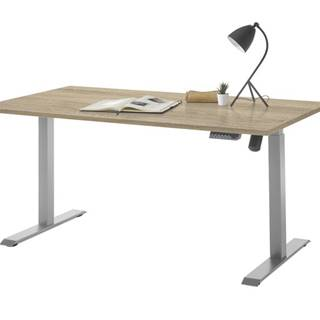 Písací stôl PROTON dub sonoma
