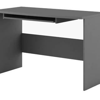 Písací stôl SANTANA SA-12 grafit