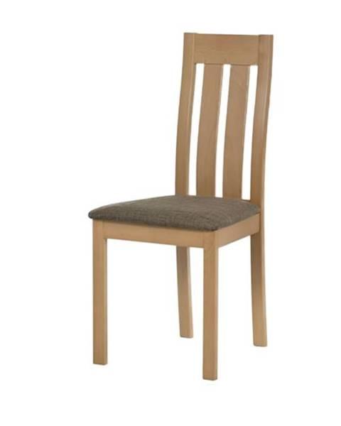 Sconto Jedálenská stolička BELA prírodná
