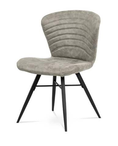 Jedálenská stolička ALEXA hnedá