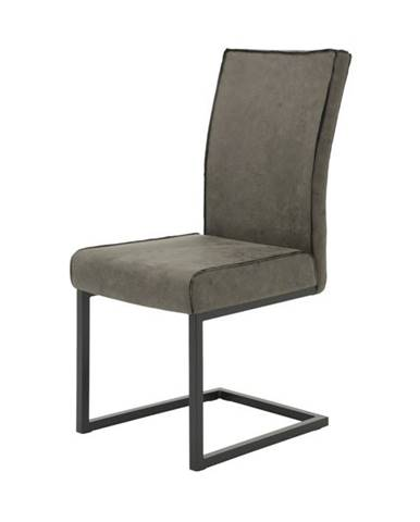 Jedálenská stolička GERDA I S hnedá