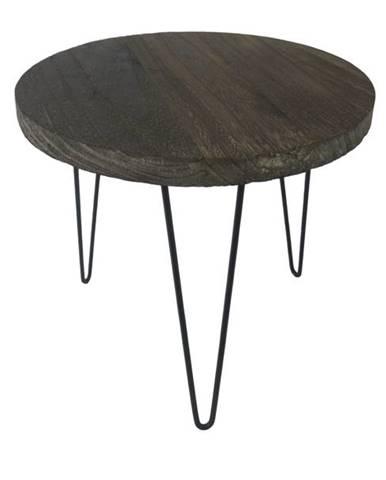 Prístavný stolík GREGOR ø 35 cm