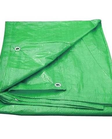 M.A.T. plachta zakrývací s oky 100g/m² 2x3m zelená