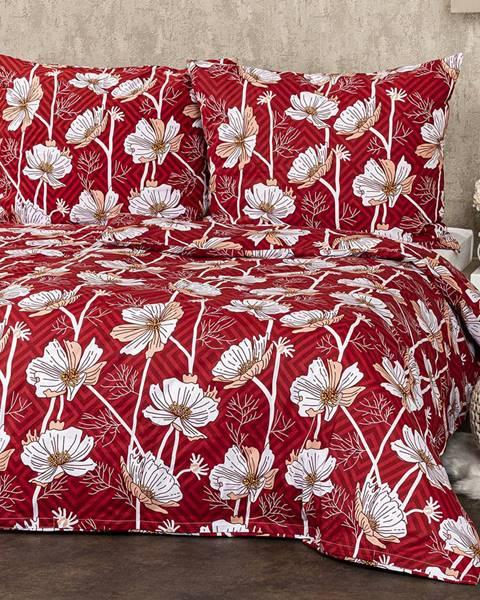4Home 4Home Bavlnené obliečky Lúčna kvetina, 160 x 200 cm, 70 x 80 cm